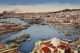 Alger - General View Fotografisk tryk af  French Photographer