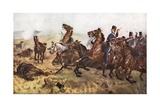 Battle of Balaclava, 25 October 1854 Giclee Print by John Charlton