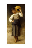 The Water Girl Giclee Print by William Adolphe Bouguereau