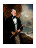 Portrait of Admiral Henry Meynell Giclee Print by Sir Francis Grant