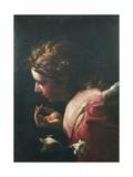Annunciation, Circa 1705 Giclee Print by Petr Brandl