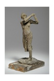 Maquette for the Figure of a Woman Golfer Giclee Print by William Hamo Thornycroft