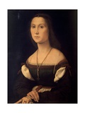The Mute Woman, 1507 Giclee Print by  Raphael