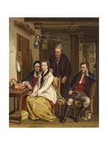 Duncan Grey Giclee Print by Sir David Wilkie
