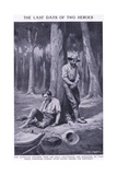 The Last Days of Two Heroes Giclee Print by Charles Mills Sheldon