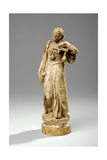Maquette for a Figure of Justice Giclee Print by William Hamo Thornycroft