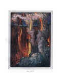 Hell Mouth Giclee Print by John Byam Liston Shaw