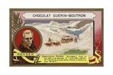 Fridtjof Nansen, Norwegian Arctic Explorer Giclee Print