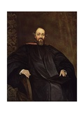 The Reverend H Montagu Butler, Dd Giclee Print by Hubert von Herkomer