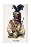Billy-Bowlegs, a Seminole Chief, 1899 Giclee Print by Thomas Loraine Mckenney