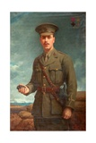 2nd Lieutenant Alfred Victor Smith, Vc, 1916 Giclee Print by Isaac Cooke