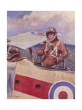 The War in the Air Giclee Print