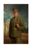 Private Thomas Whitham, VC, 1918 Giclee Print by Isaac Cooke
