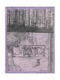 Lainey's Garden Giclee Print by Walter Richard Sickert