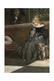 Song by Edmund Waller Giclee Print by Robert Anning Bell