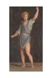 Pannello, Carro Della Zecca Giclée-tryk af Jacopo Pontormo