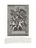 The Departure, or La Marseillaise Giclee Print