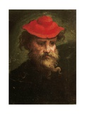 Self-Portrait Giclee Print by Francesco Parmigianino