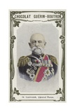 Linievitch, General Russe Giclee Print