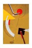 Proun, 1923 Giclee Print by Eliezer Markowich Lissitzky