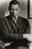 Portrait of Paul Robeson Photographic Print