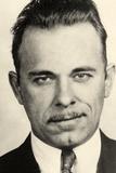 Portrait of John Dillinger Photographic Print