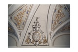 Ceiling Decoration from the Upper Gallery Giclee Print