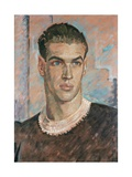 Portrait of André Eglevsky 1937 Giclee Print by Glyn Warren Philpot