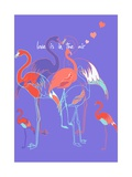 Love Is in the Air, 2013 Giclee Print by Anna Platts