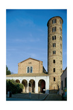 Sant'Apollinare Nuovo in Ravenna, 493 - 496 A.D. Giclee Print