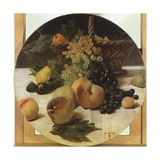 Still Life with Fruit Giclee Print by Federico Faruffini