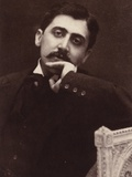 Marcel Proust Photographic Print