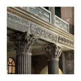 Basilica of San Lorenzo Fuori Le Mura Giclee Print