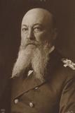 Grand Admiral Von Tirpitz Photographic Print