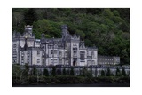 Neo-Gothic Kylemore Abbey, Connemara, County Galway, Ireland Giclee Print