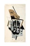 Sihfs Karta Giclee Print by El Lissitzky