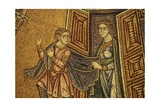 Joseph and Potiphar's Wife, Mosaic in St. Mark's Basilica, Venice, Italy, 11th-13th Century Giclee Print