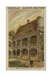 Hotel D'Alluye, Blois, Loir-Et-Cher Giclee Print