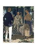 Que C'Est Bon! Ou Les Boissons Glacees, C.1920S Giclee Print