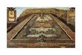 The Temple of Salomon, 1568 Giclee Print