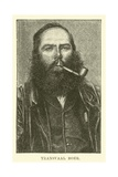 Transvaal Boer Giclee Print