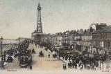 Blackpool Photographic Print