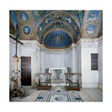 Oratory of Sant'Andrea in Ravenna Giclee Print