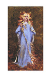 Ophelia Giclee Print by Georges Clairin