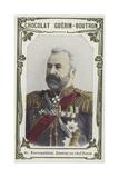 Kouropatkine, General En Chef Russe Giclee Print