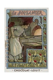 The Baker Giclee Print