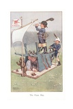 The Pirate Ship Giclee Print by Ernest Ibbetson