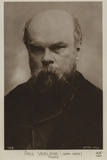 Paul Verlaine, French Poet Photographic Print