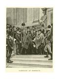 Garibaldi at Bordeaux Giclee Print