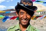 Cowboy Hat Tibet, 2011 Photographic Print by Shaun Taylor McManus